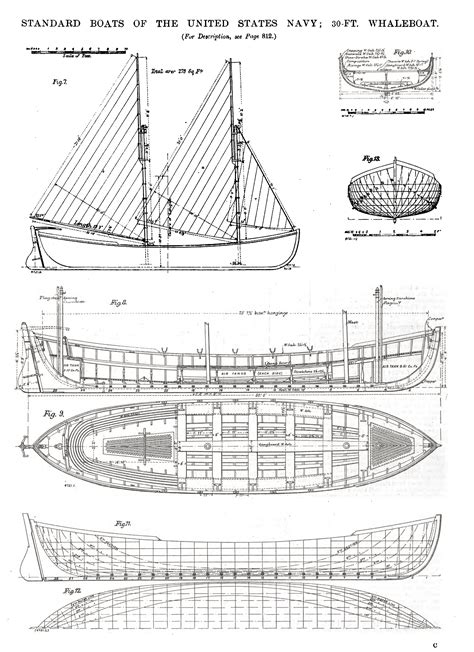 whale boat plans pictures to pin on pinterest pinsdaddy - Whale Boat Plans