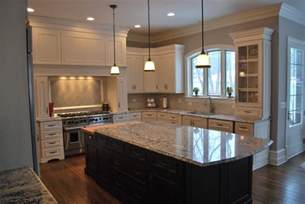 Kitchens With Antique White Cabinets Antique White Kitchen Cabinets Best Home Decoration