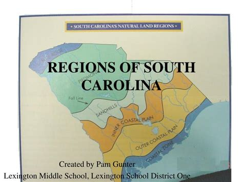 into the sound country a carolinian s coastal plain books ppt regions of south carolina powerpoint presentation