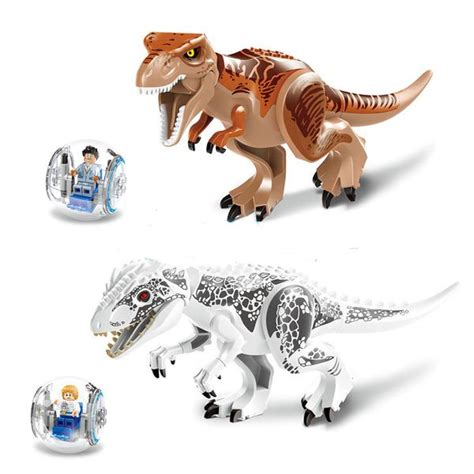Lele Dinosaur World Jurassic World jual lego dino lele 79151 jurassic world dinosaurus t rex