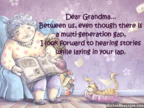birthday wishes for grandma wishesmessages com
