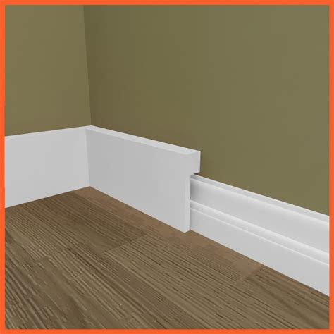 square mdf skirting board cover skirting skirting