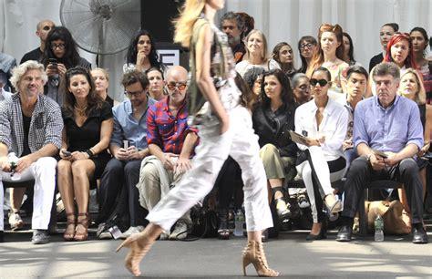 New York Fashion Now At The Va by El Front Row De La New York Fashion Week Otra