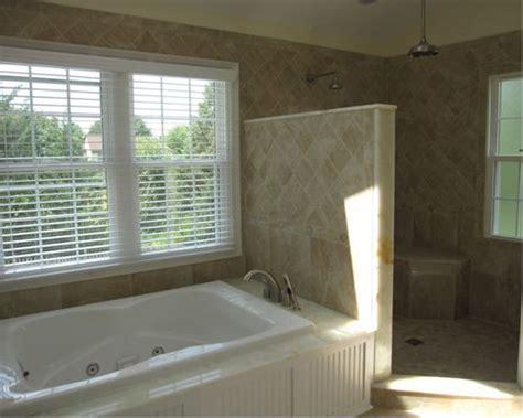 bathtub without shower garden tub with shower houzz