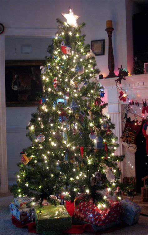 beautiful christmas trees home decor clipgoo