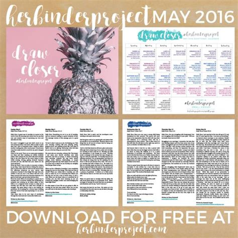 printable daily devotional calendar may 2016 her binder project free devotional calendar and
