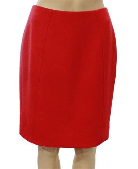 halogen s size 2 seamed pencil skirt pink
