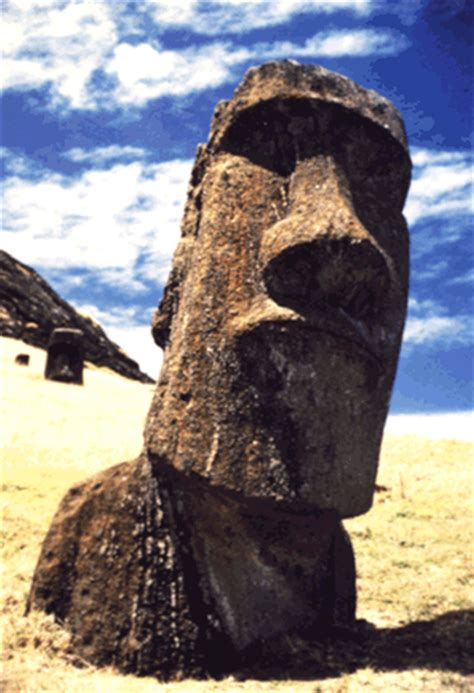 easter island monolith [this dynamic earth, usgs]