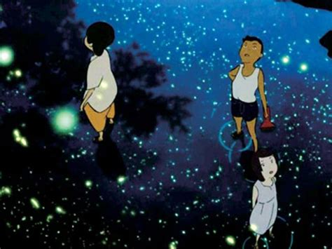 anime girl with fireflies canada s waterloo adds rainbow fireflies screening
