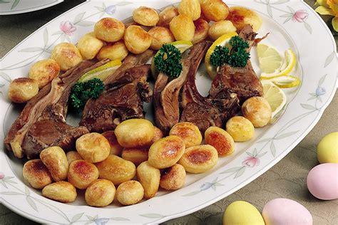 ricette per cucinare agnello ricetta agnello con salsa alla menta la cucina italiana