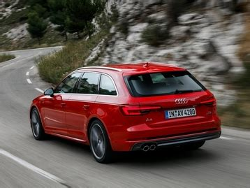 Audi Rst by новая Audi A4 Avant 2018 автосалон новых Audi на Rst
