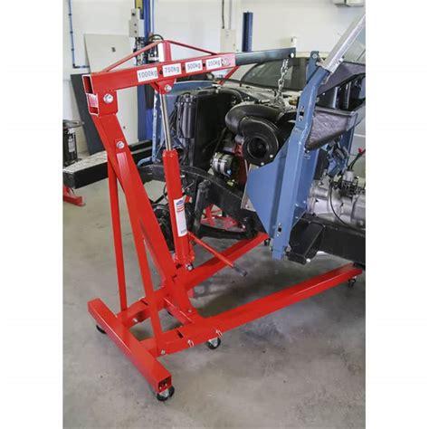 folding engine crane kg buy   butts  bawtry