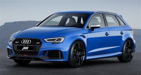 Audi Rs3 Plus by Audi Rs3 Par Abt Plus Puissante Que La Rs4