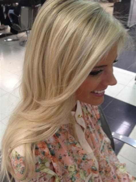 pics of platinum blonde highlights platinum blonde hair with highlights and lowlights