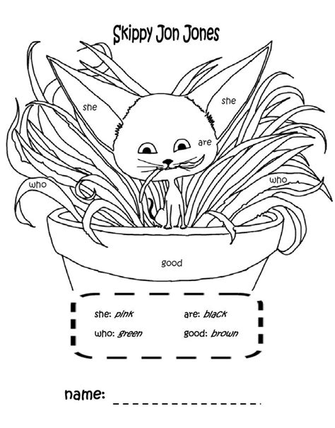 skippyjon jones coloring pages az coloring pages