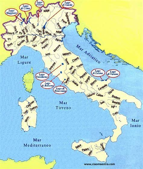 principali porti italiani mari porti fiumi laghi vocabolari 1