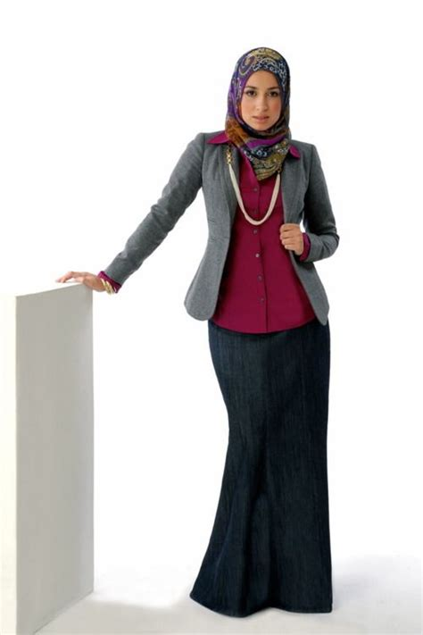 Fashion Muslim Atasan Wanita Blouse Arshy Top Pink 17 best images about my style on muslim turban style and chic