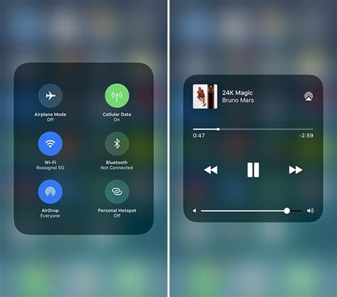 where center ios 11 ios 11 preview center gets customizable with 3d