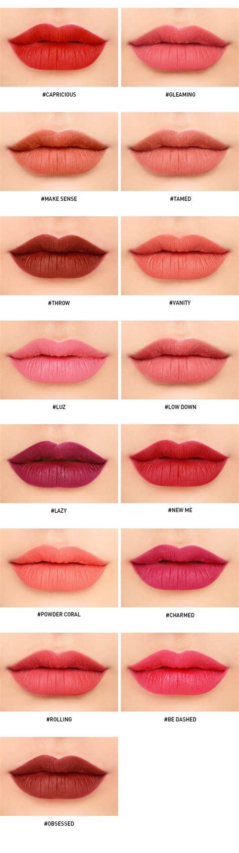 3 Concept Lip Color No 6 Jazzy Pink 3ce lip liquid