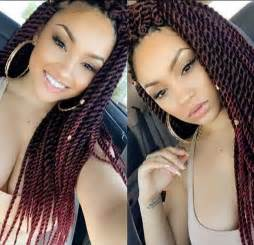 best braiding hair for twists 10 chic african american braids the hot new look