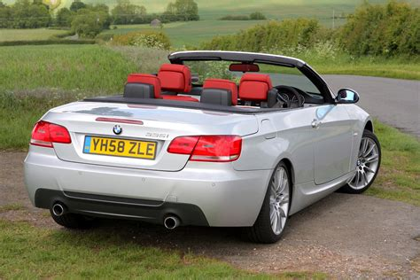 Bmw Serie 1 Cabrio Hardtop by Bmw 3 Series Convertible Review 2007 2013 Parkers