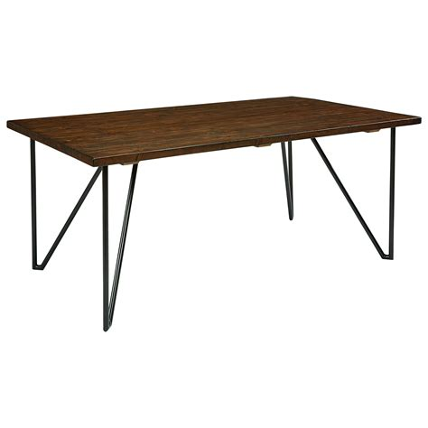 hairpin bench 6 hairpin dining table with metal hairpin legs by