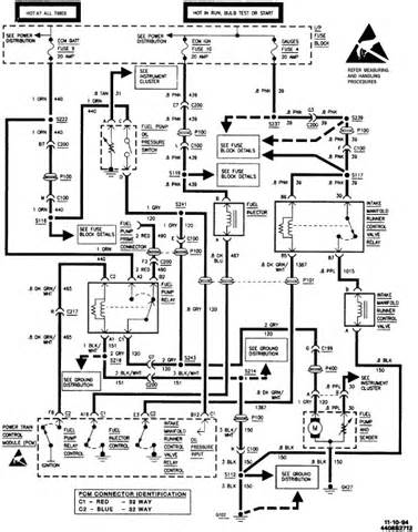gm 4 3 engine electrical diagram gm free engine image for user manual