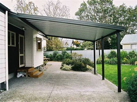 attached carport plans attached carports designs exle pixelmari