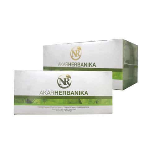 Teh Herbanika Nona Roguy akar herbanika herbacinta