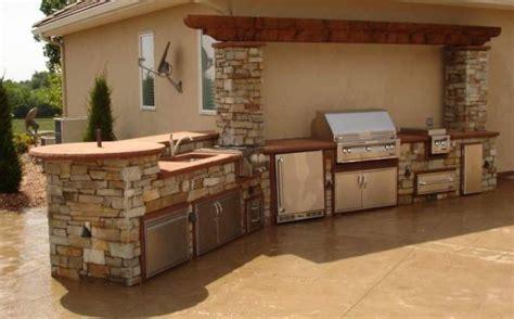 Outdoor Kitchen Storage by Classic Outdoor Kitchen Cabinet Kitchen Small