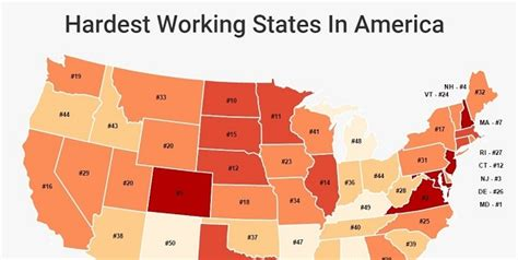 best states to work in these are the 10 best cities in america to retire to zippia