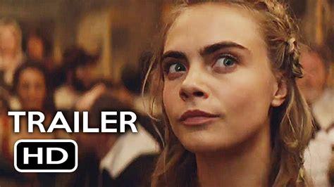 the movie theater tulip fever 2017 tulip fever official trailer 1 2017 cara delevingne alicia vikander drama movie hd aadhu com