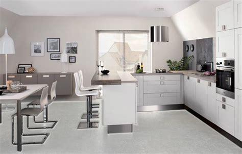 voir des modeles de cuisine mod 232 le de cuisine contemporaine le bois chez vous
