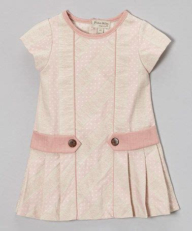 D 003 Pleated Dress Pink Salem take a look at this pink jacquard pleated cap sleeve dress