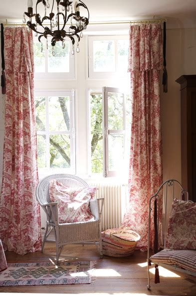 french country curtains and window treatments farmhouse living room decor french country window