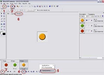 membuat opening video dengan ulead membuat animasi dengan ulead gif animator always