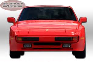 Porsche 944 Kits Porsche 944 Front Bumpers Kit Store Ground