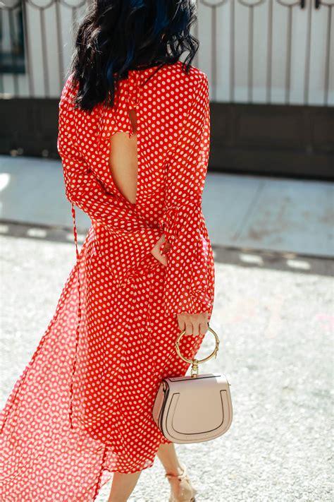 7 Ways To Wear Polka Dots 5 ways to wear polka dots this in heels