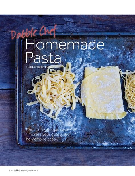 Best Handmade Pasta Recipe - 17 best images about pasta on