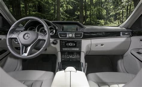 2014 mercedes e350 interior photo