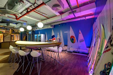 google office interior offices with inspiring themes the invisible painter