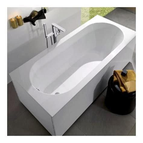 Quaryl Badewanne villeroy boch badewanne rechteck oberon 1800x800