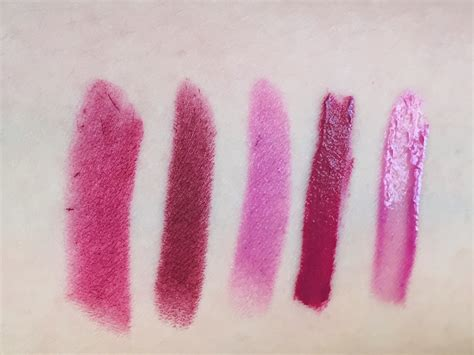 Butter Magenta auxiliary holy magenta nyx butter gloss