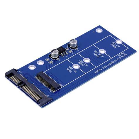Ngff Sata m2 ngff ssd converted to sata convertor card sata