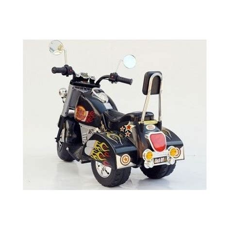 rugged motorcycle battery operated motorcycle toys harley style tricycle bike ride on rugged 1970 now
