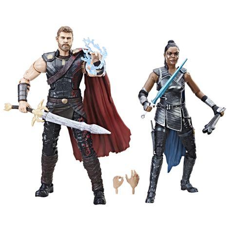 thor figure 6 inch marvel thor ragnarok legends series 6 inch figure 2 pack