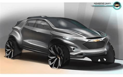 2020 All Chevy Equinox by 2020 Chevy Equinox Concept Design And Specs 2019