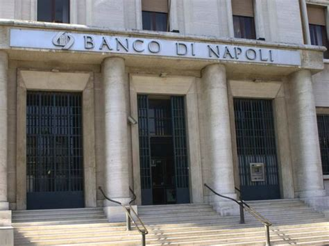banco di nappoli the insider la sga la bad bank banco di napoli