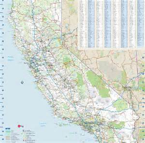 California Key Physical Map Of California Image Search Results
