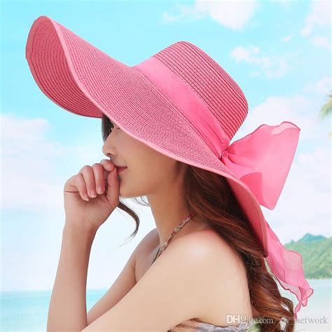 7 Sexiest Hats To Keep The Sun Away by 2017 Straw Hats For S Summer Wide Brim